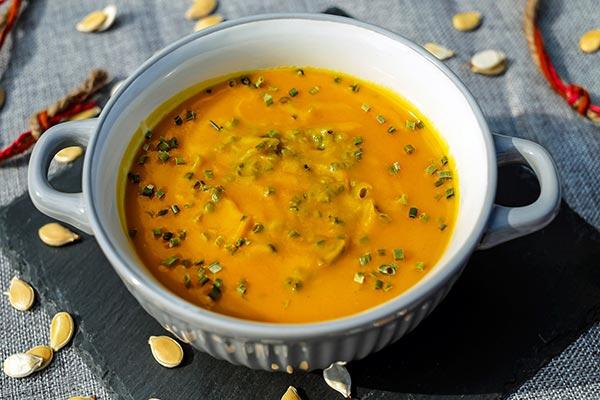 soupe de citrouille